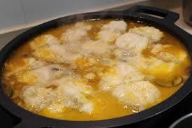 escacho cocido con patatas