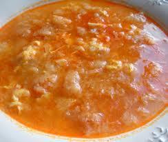 sopa de manteca