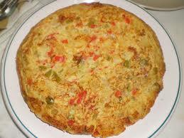 tortilla de tocino